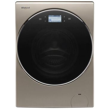 Whirlpool 2.8 cu. ft. Smart All-In-One Washer & Dryer in Cashmere, , large