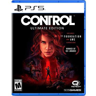Control - Ultimate Edition - PlayStation 5, , large