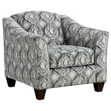 Arapahoe Home Accent Chair in Melanie Charcoal, , large