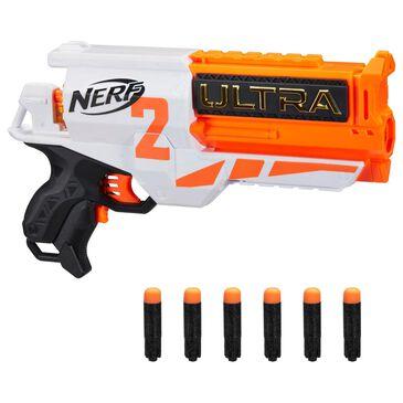 Nerf Ultra 2 Motorized Blaster, Fast-Back Reloading, 6 Nerf Ultra Darts, , large