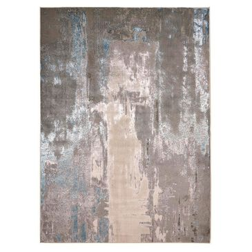 """Feizy Rugs Azure 3406F 10' x 13'2"""" Beige and Blue Area Rug, , large"""