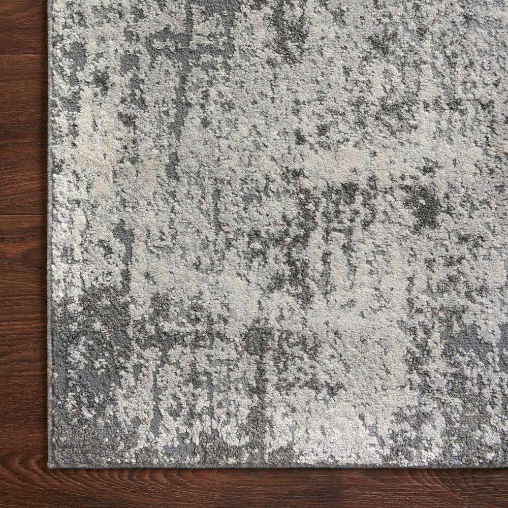 "Loloi II Austen 3'11"" x 5'7"" Pebble and Charcoal Area Rug, , large"