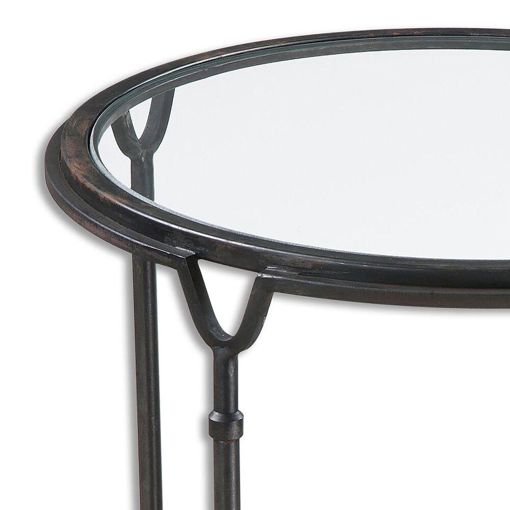 Uttermost Samson Side Table, , large