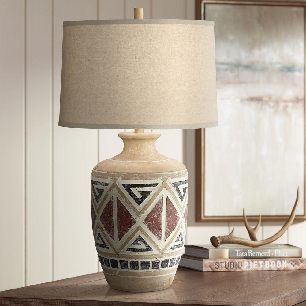 Pacific Coast Lighting Utica Table Lamp in Multicolor, , large