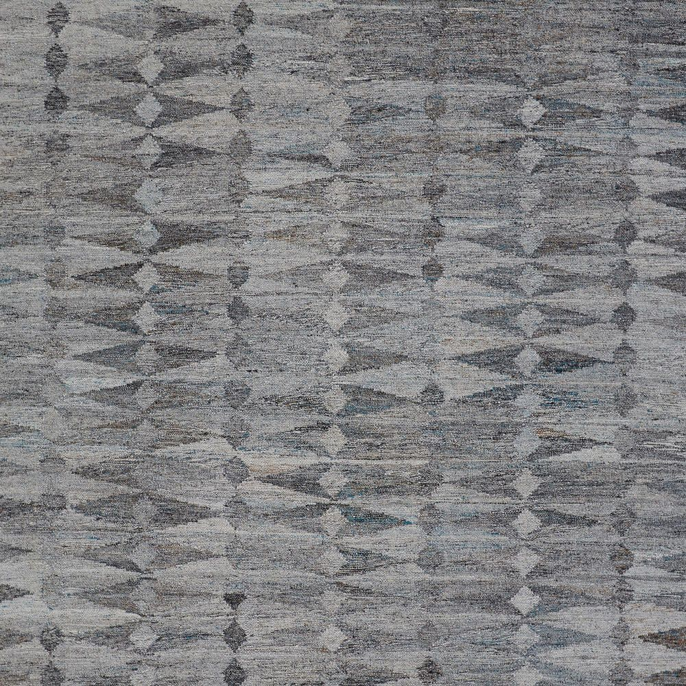 Feizy Rugs Beckett 0814F 9' x 12' Gray Area Rug, , large