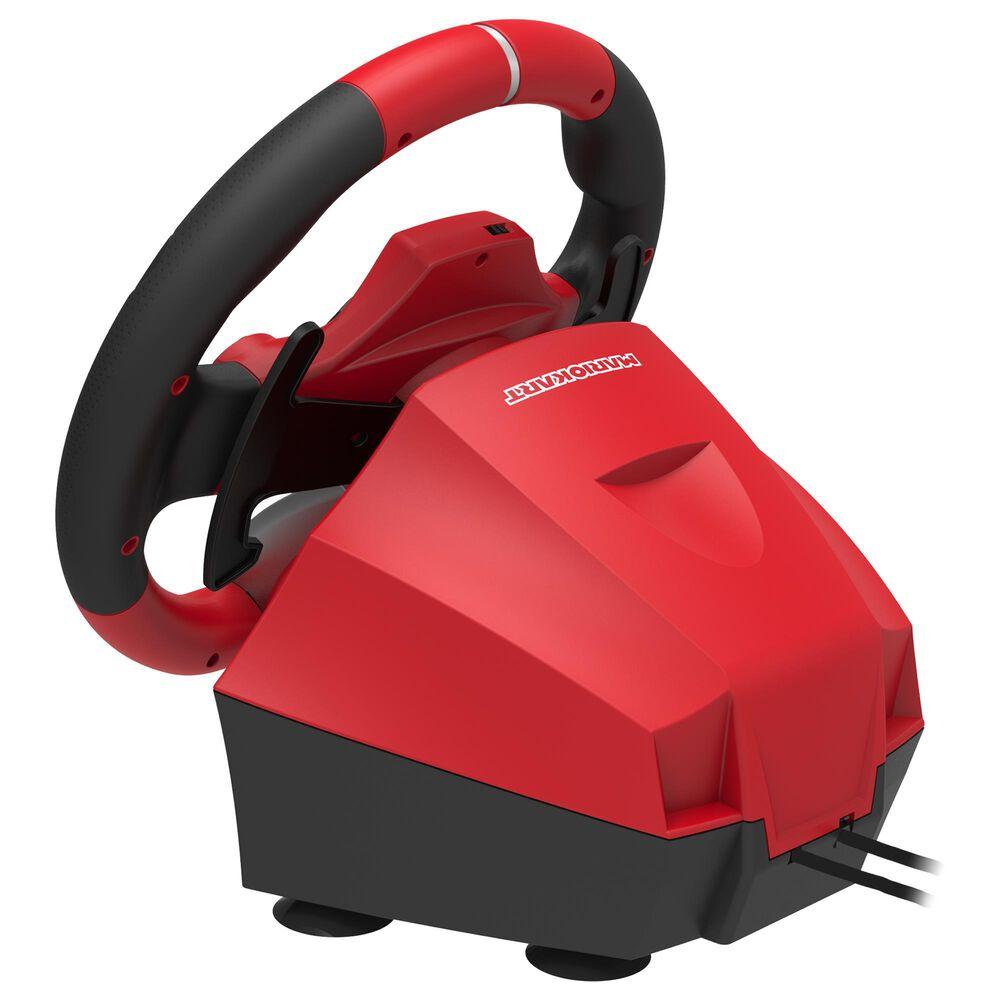 Hori Mario Kart Racing Wheel Pro Deluxe in Red - Nintendo Switch, , large