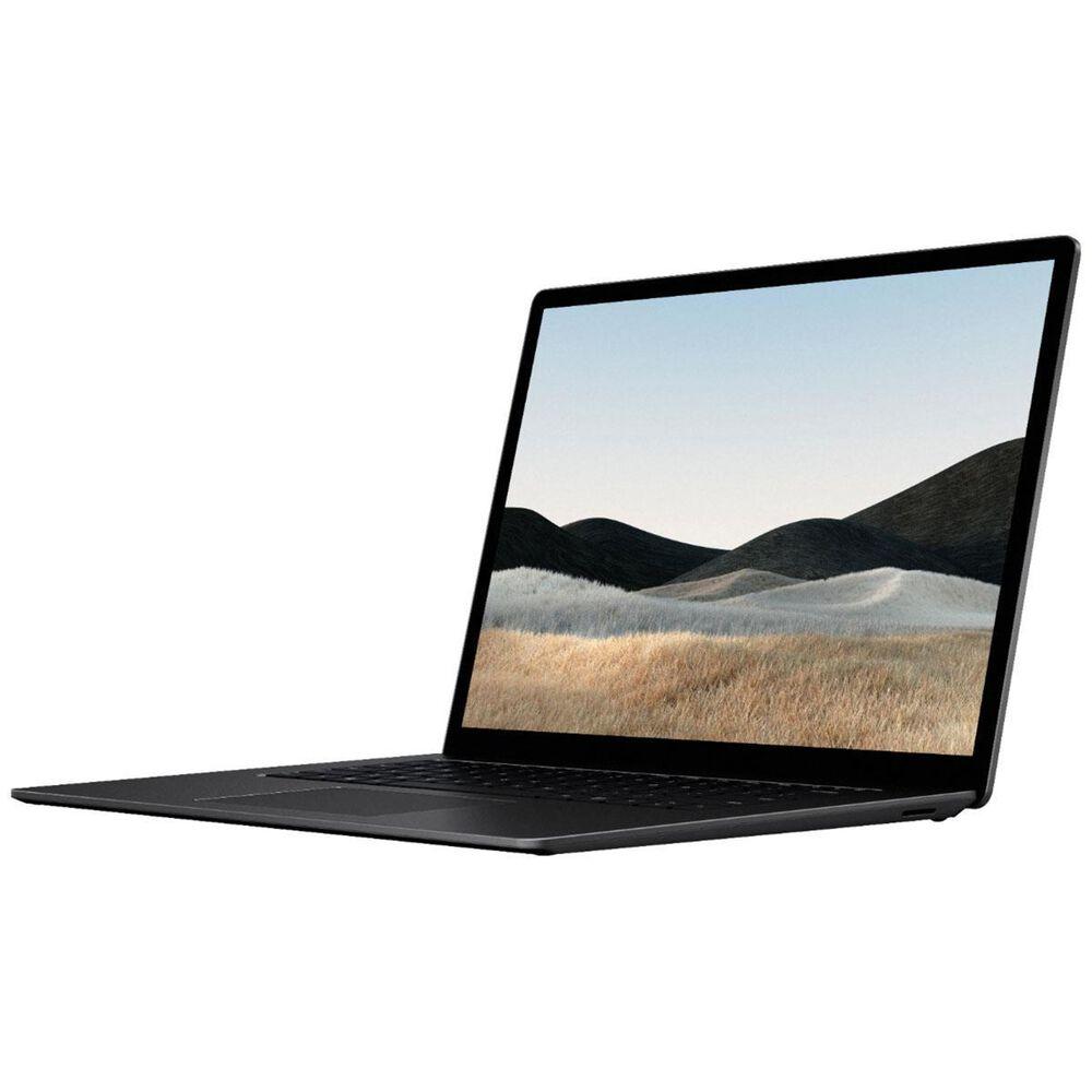 "Microsoft 15.6"" Laptop   Intel i7-1185G7 - 16GB RAM - Intel Iris Xe Graphics - 512GB SSD in Matte Black, , large"
