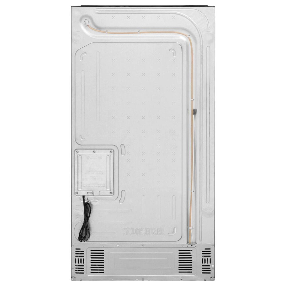 """Frigidaire Gallery 4-Door French Door Refrigerator and 24"""" Fully Integrated Dishwasher Kitchen Package in Stainless Steel, , large"""