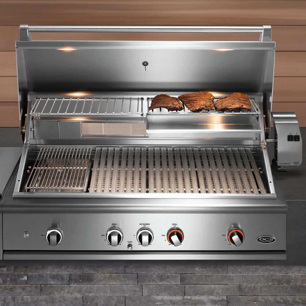"DCS 48"" Natural Gas 9 Series Grill in Stainless Steel, , large"