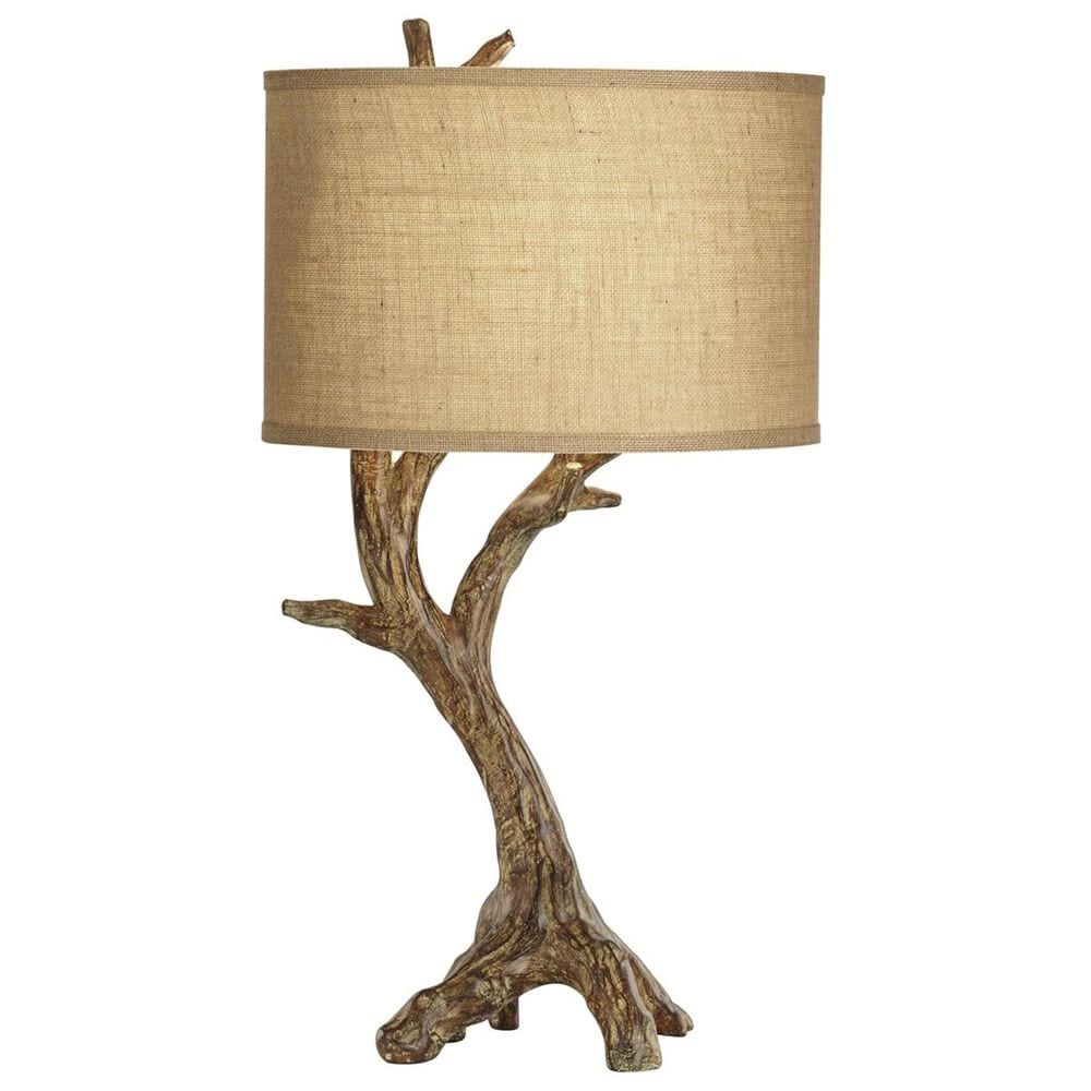 Pacific Coast Lighting Beachwood Table Lamp in Natural, , large