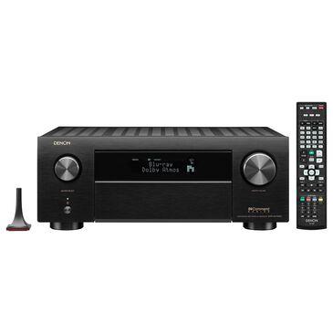 Denon 9.2 Channel 8K AV Receiver in Black, , large