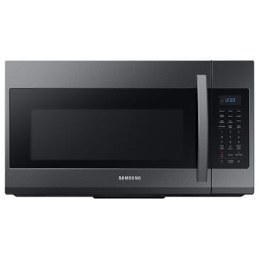 Samsung 1.9 Cu. Ft. Over The Range Microwave in Black Stainless Steel, Black Stainless Steel, large
