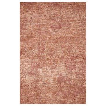 "Magnolia Home Lindsay LIS-02 5' x 7'6"" Pink and Coral Area Rug, , large"