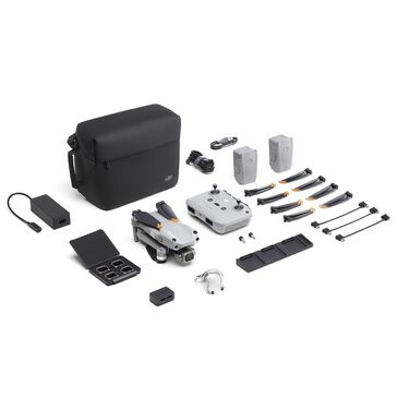 DJI Mavic Air 2S Fly More Combo Drone in Grey, , large