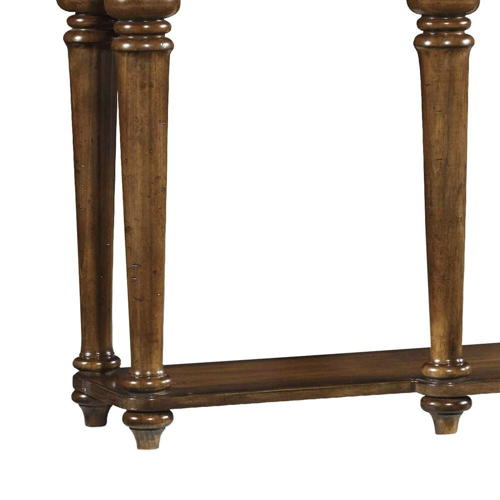 Hooker Furniture Tynecastle Console Table in Warm Chestnut, , large