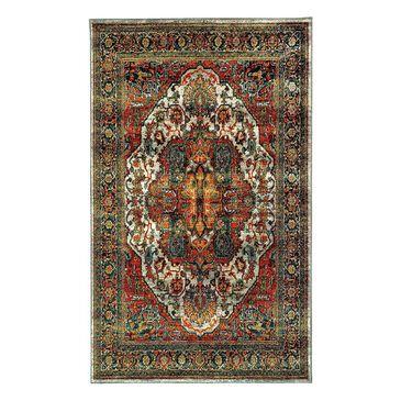 "Oriental Weavers Sedona 6382B 1'10"" x 3' Red Old World Persian Area Rug, , large"