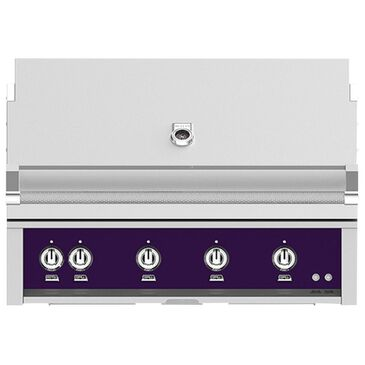 "Hestan 42"" Built-In Natural Gas Grill in Lush Purple, , large"