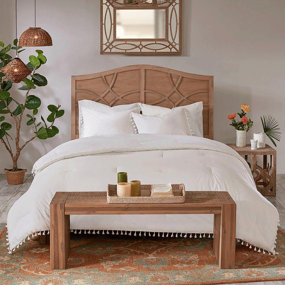 Hampton Park Lillian 2-Piece Twin Comforter Set in Ivory, , large