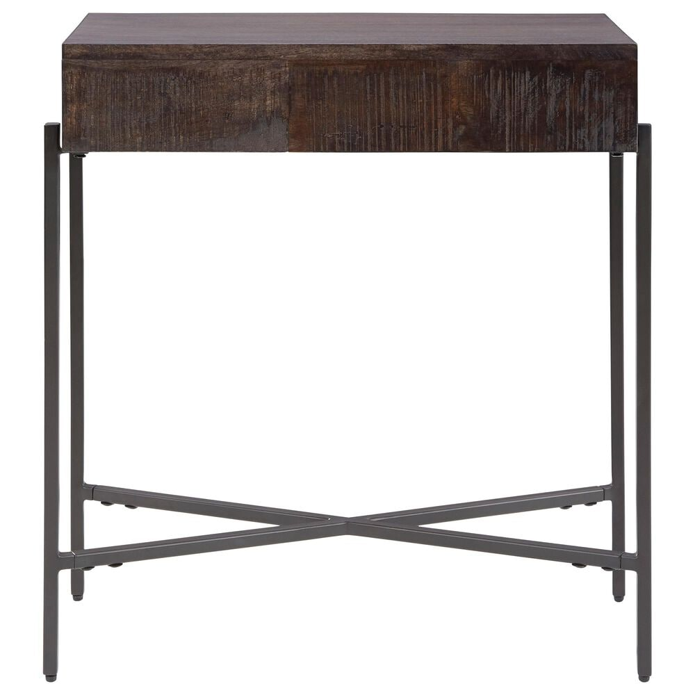 Signature Design by Ashley Matler Accent Table in Grayish Brown, , large