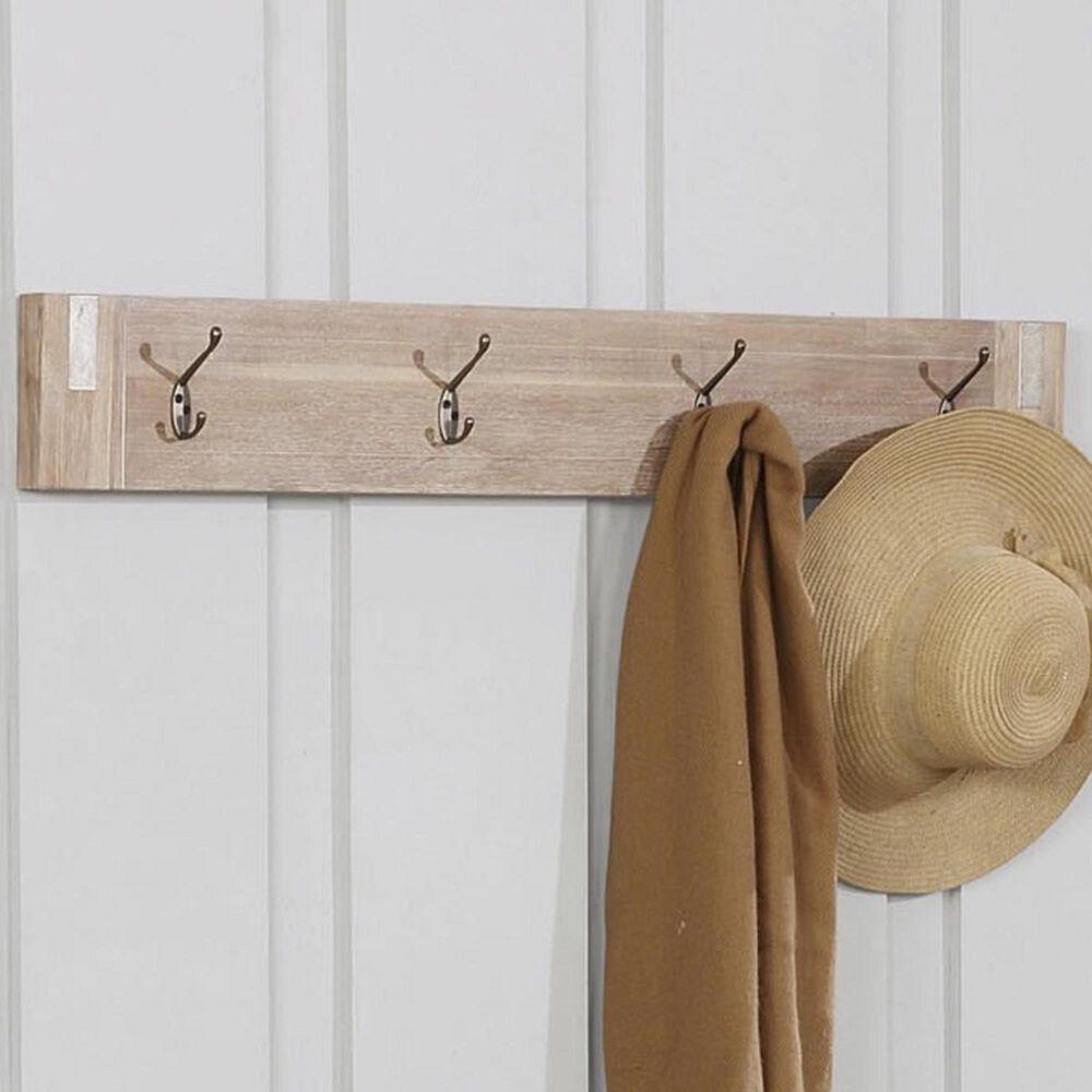 Bolton Furniture Woodstock Coat Hook in Natural, , large