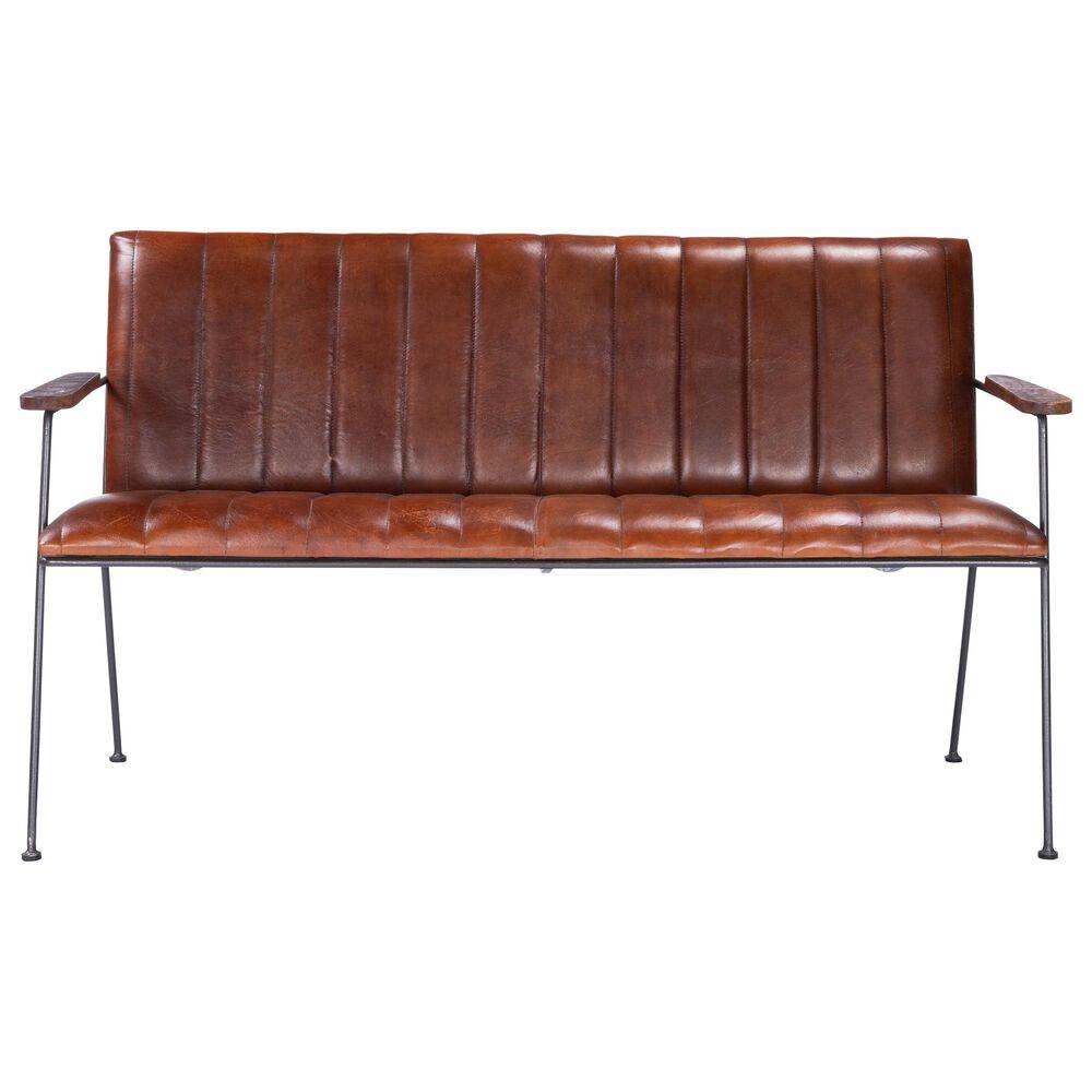 Butler Phoenix Bench in Medium Brown, , large