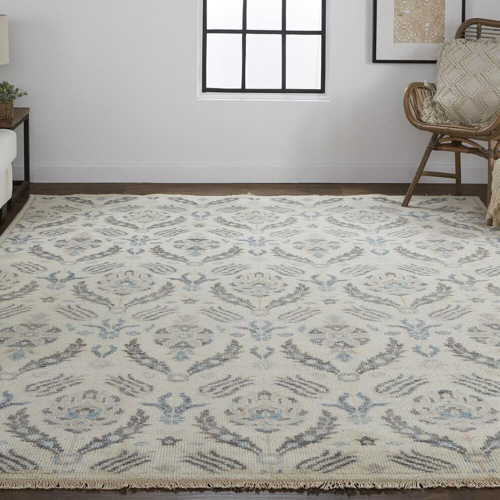 """Feizy Rugs Beall 8'6"""" x 11'6"""" Beige Area Rug, , large"""
