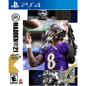 Madden NFL 21 Deluxe - PlayStation 4, , large