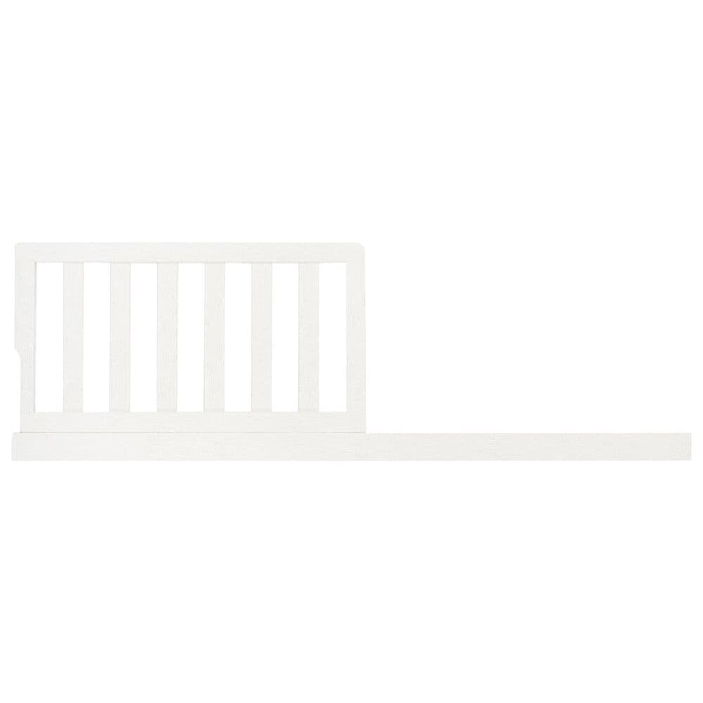 Evolur Julienne Toddler Rail in Brushed White, , large