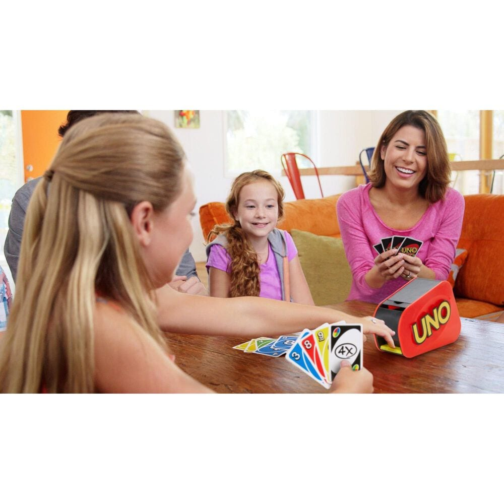 UNO Attack with High Flying Cards, , large