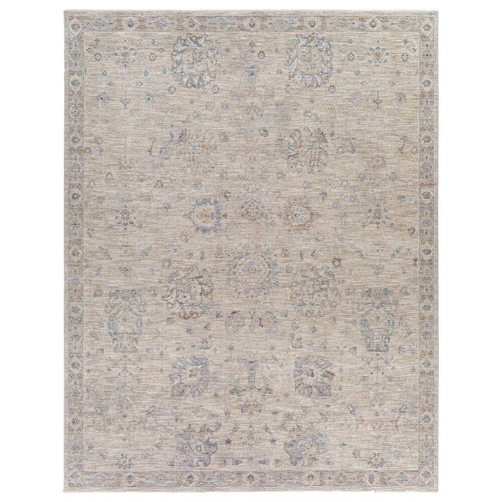 "Surya Avant Garde 9' x 12'1"" Gray, Beige and Denim Area Rug, , large"
