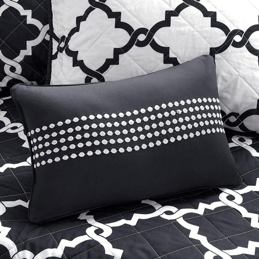 Hampton Park Merritt 6-Piece Daybed Cover Set in Black, , large
