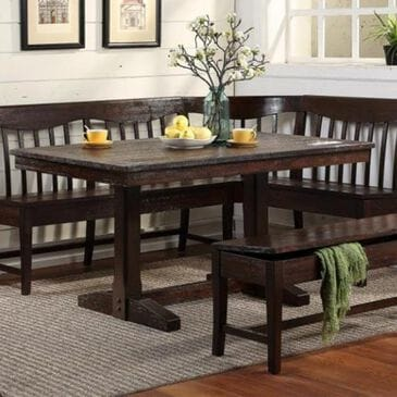 Radius Gettysburg Nook Table in Chestnut Oak - Table Only, , large