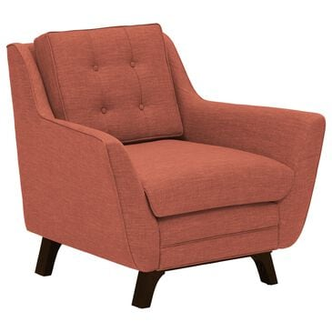 Joybird Eastwood Chair in Key Largo Coral, , large