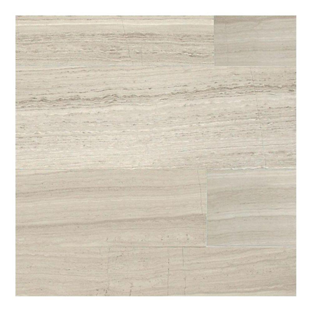 """Dal-Tile Limestone Chenille White 12"""" x 24"""" Natural Stone Tile, , large"""