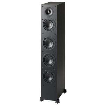 Paradigm Monitor SE 6000F Floorstanding Speaker in Matte Black, , large