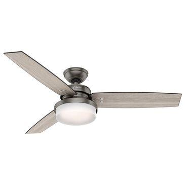 "Hunter Sentinel 52"" Ceiling Fan in Brushed Slate, , large"