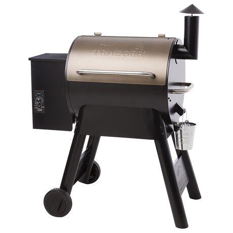 Traeger Grills Pro Series 22 inch Pellet Grill in Bronze