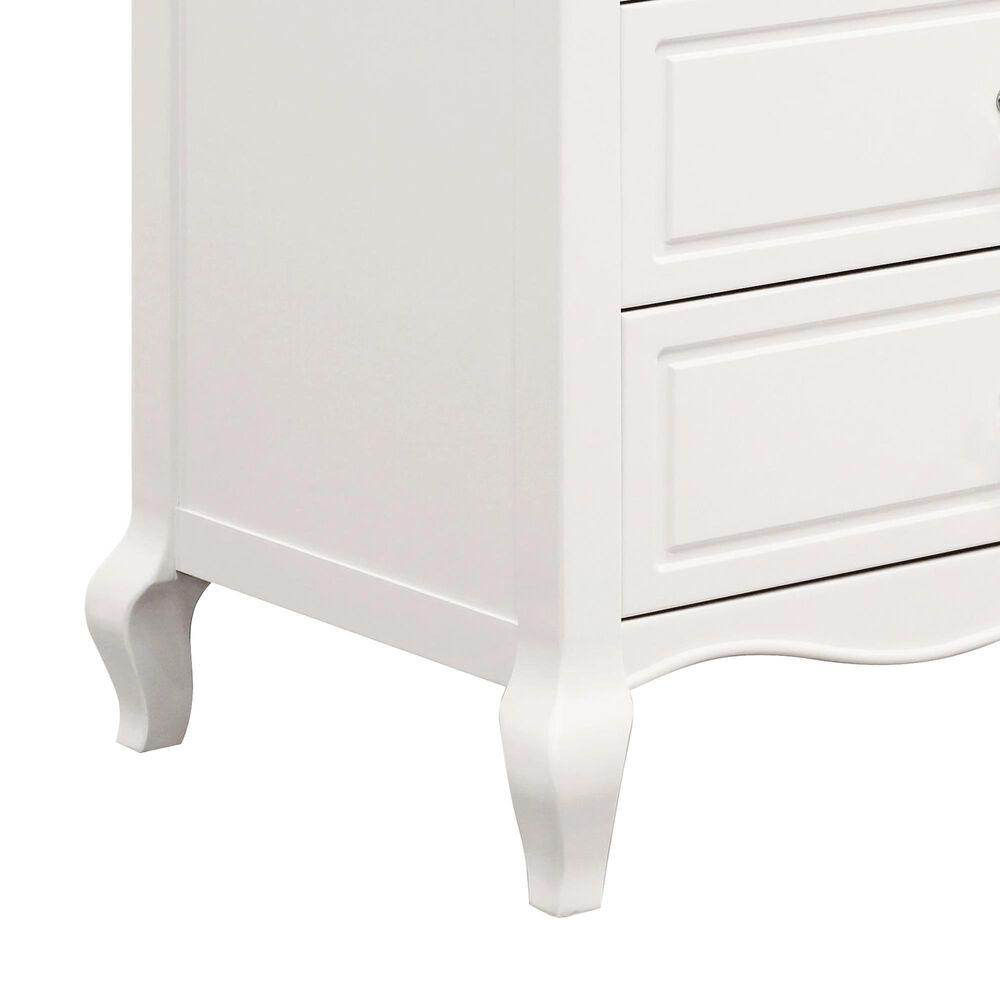 Franklin & Ben Mirabelle 7 Drawer Dresser in Warm White, , large