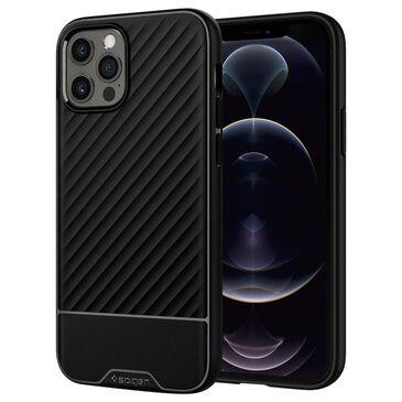 Spigen Core Armor Case For Apple iPhone 12 Pro Max in Matte Black, , large