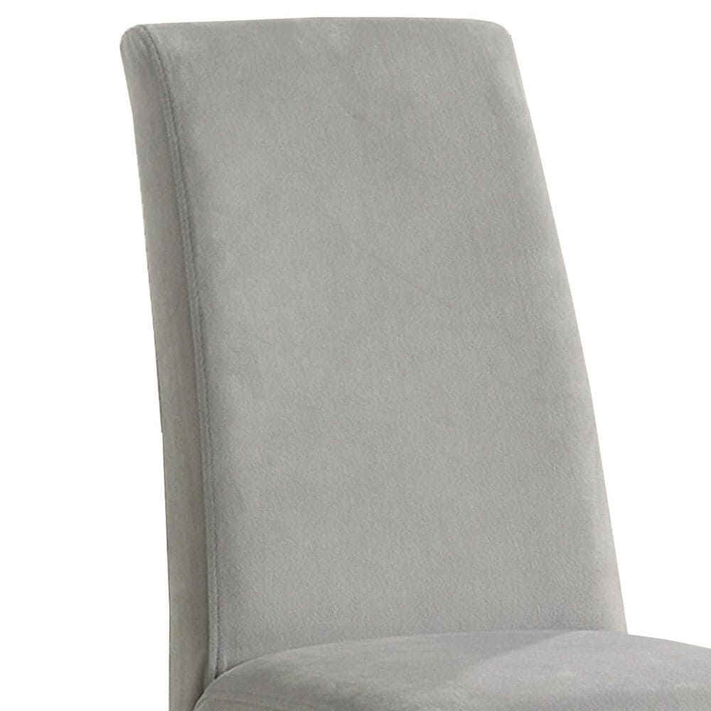 Pacific Landing Stanton Dining Chair in Gray- Set of 2, , large