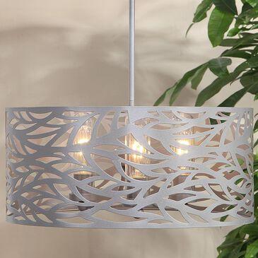 Uttermost Elm 3-Light Outdoor Pendant, , large