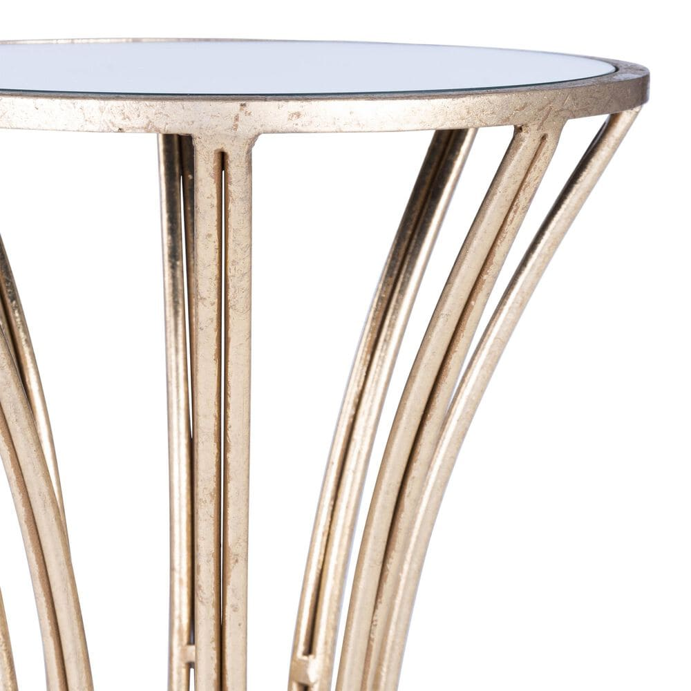 Butler Faruh End Table in Gold, , large