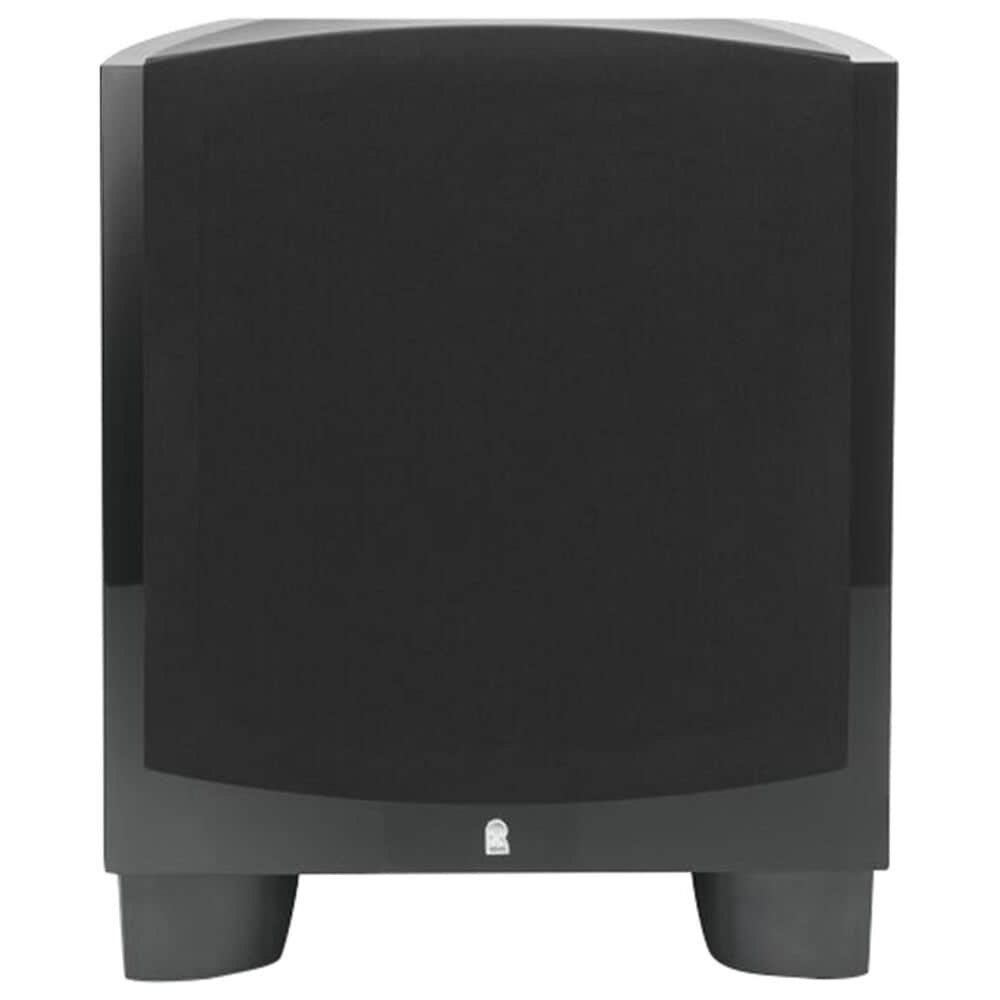 """Revel 10"""" Powered Subwoofer in High-gloss Piano Black, , large"""