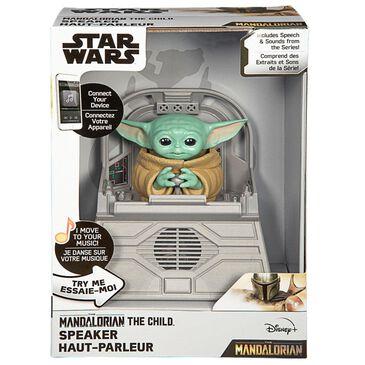 KIDdesigns Star Wars: The Mandalorian - The Child Wired Speaker, , large