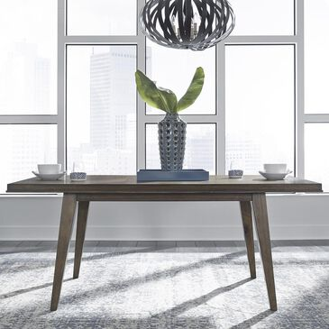 Belle Furnishings Ventura Boulevard Rectangular Table in Bronze Spice - Table Only, , large