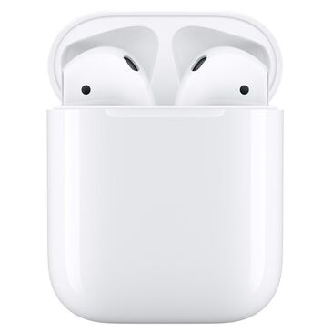 Apple AirPods with Charging Case (Latest Model), , large