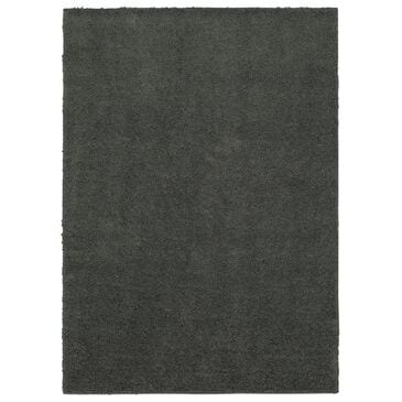 Mohawk Willow Creek V106-18268 5' x 7' Smokey Gray and Radiant Area Rug, , large