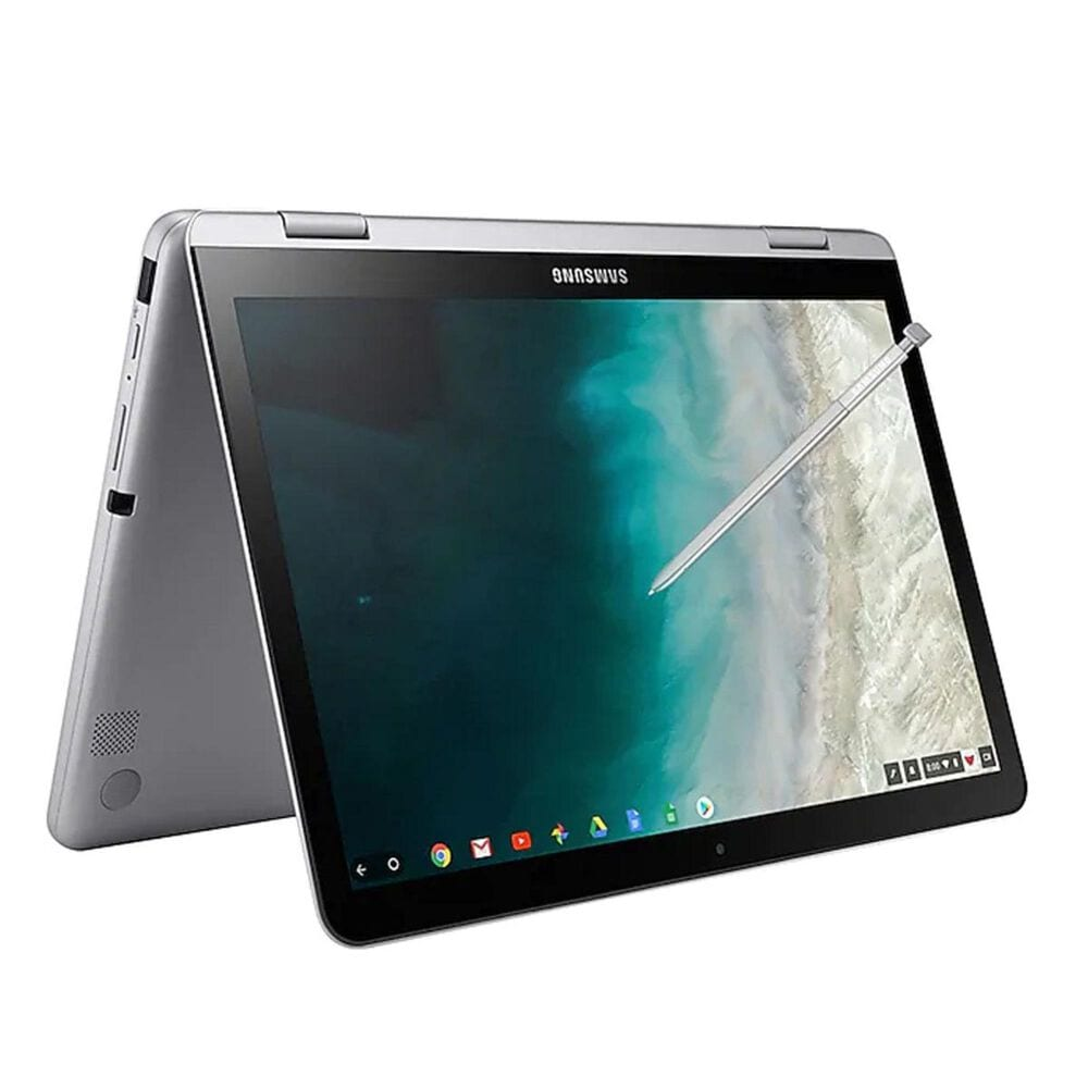 "Samsung 12.2"" Chromebook Plus V2 4GB RAM, 32GB eMMC Storage, , large"