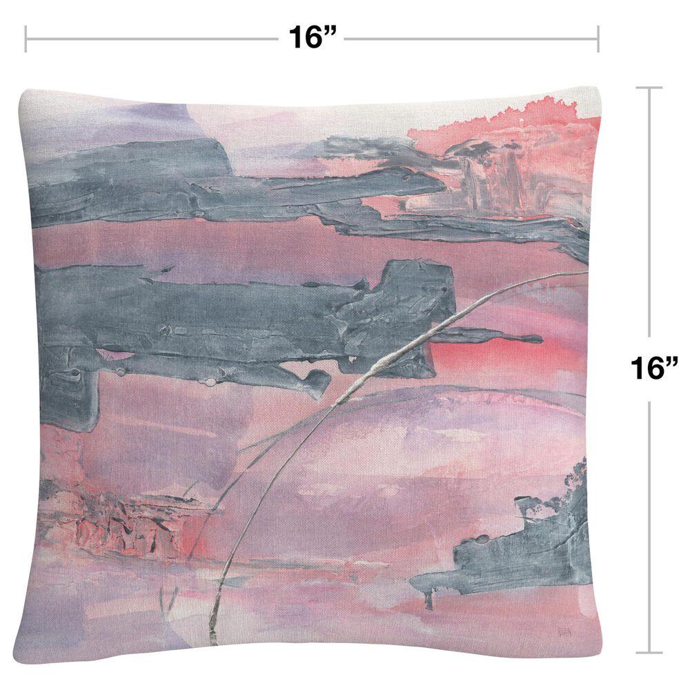 Timberlake Chris Paschke Whitewashed Blush Ii 16 X 16 Decorative Throw Pillow Nebraska Furniture Mart