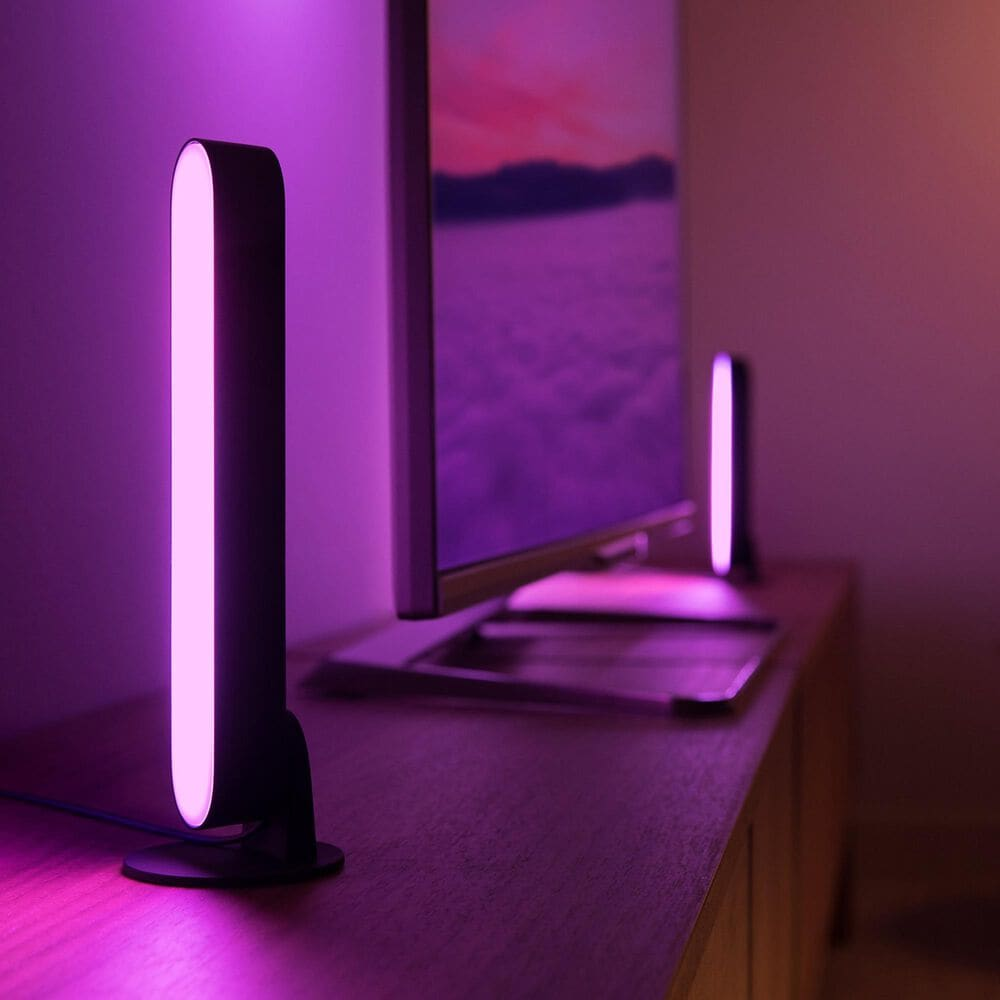 Philips Hue Play Light Bar Double Pack in Black, , large